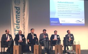 Rückblick - 7. Nationaler Telemedizin Kongress in Berlin