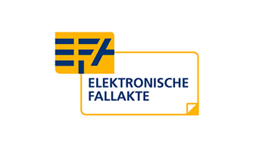 Industry partner in the Verein Elektronische Fallakte e.V. - eFA (Electronic Case Record Society)