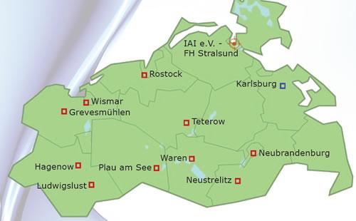 Teleradiologie-Netzwerk in Mecklenburg-Vorpommern