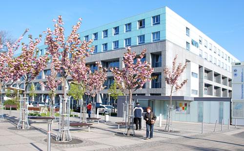 Klinikum der Otto-von-Guericke-Universität Magdeburg